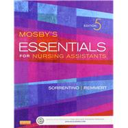 Mosby's Essentials for Nursing Assistants - Text and Workbook Package by Sorrentino, Sheila A., Ph.D., RN, 9780323113205
