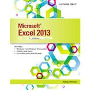 Microsoft Excel 2013 Illustrated Introductory by Reding, Elizabeth; Wermers, Lynn, 9781285093208