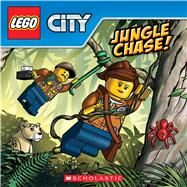 Jungle Chase! (LEGO City) 9781338173208N