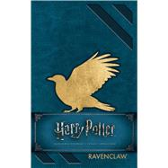 Harry Potter - Ravenclaw Hardcover Ruled Journal by Insight Editions, 9781683833208