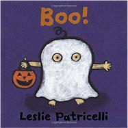 Boo! by PATRICELLI, LESLIEPATRICELLI, LESLIE, 9780763663209
