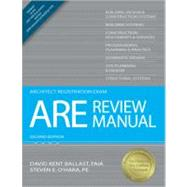 Are Review Manual by Ballast, David Kent; O'Hara, Steven E., 9781591263210