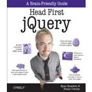 Head First JQuery by Benedetti, Ryan; Cranley, Ronan, 9781449393212