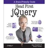 Head First JQuery by Benedetti, Ryan; Cranley, Ronan, 9781449393212