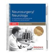 Coding Companion for Neurosurgery/ Neurology 2010: A Comprehensive Illustrated Guide to Coding and Reimbursement by Ingenix, 9781601513212