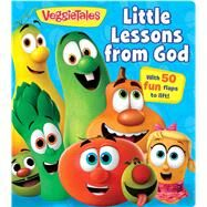 VeggieTales: Little Lessons from God A Lift-the-Flap Book by Veggie Tales, 9780794433215