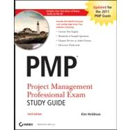 PMP Project Management Professional Exam Study Guide by Heldman, Kim, 9781118083215