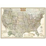United States Executive by National Geographic Maps, 9780792293217