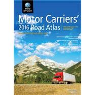 Rand Mcnally 2016 Motor Carriers' Road Atlas by Rand McNally and Company, 9780528013218