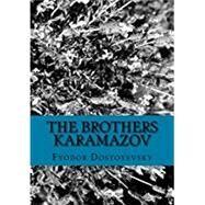 The Brothers Karamozov by Fyodor Dostoyevsky, 9781491293218