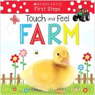 Touch and Feel Farm (Scholastic Early Learners) by Scholastic, 9780545903219