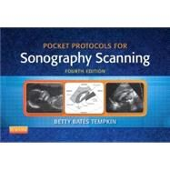 Pocket Protocols for Sonography Scanning by Tempkin, Betty Bates, 9781455773220