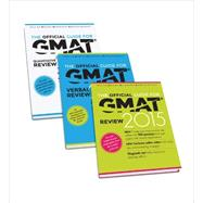 The Official Guide for GMAT Review 2015 + - The Official Guide for GMAT Verbal Review Guide 2015 + The Officail Guide for GMAT Quantitative Review Guide 2015: Questions, Online Videos, Diagnostic Test, Practice Sets by Graduate Management Admission Council, 9781118923221