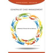 Generalist Case Management by Woodside, Marianne R.; McClam, Tricia, 9781285173221