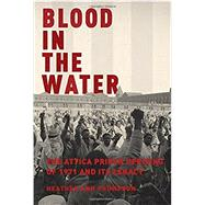 Blood in the Water by Thompson, Heather Ann, 9780375423222