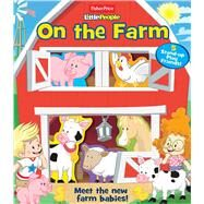 On the Farm by Mitter, Matt; Pixel Mouse House, 9780794433222