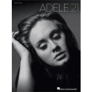 Adele 21 by Adele (CRT), 9781458413222