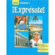 Expresate: Spanish 2 by Humbach, Nancy A.; Velasco, Sylvia Madrigal; Smith, Stuart; McMinn, John, 9780030453229