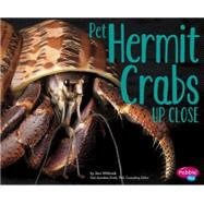 Pet Hermit Crabs Up Close by Wittrock, Jeni, 9781491423233