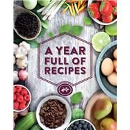 A Year Full of Recipes by France, Christine, 9781472393234