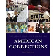 American Corrections by Clear, Todd R.; Cole, George F.; Reisig, Michael D., 9780495553236