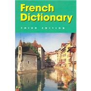 French Dictionary by Steiner, Roger J., 9781567653236