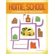 Home, School, and Community Relations by Gestwicki, Carol, 9781111833237