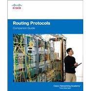 Routing Protocols Companion Guide by Cisco Networking Academy, 9781587133237