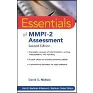 Essentials of MMPI-2 Assessment, 2nd Edition by Nichols, David S.; Kaufman, Alan S., 9780470923238