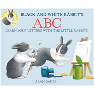 Black and White Rabbit's ABC by Baker, Alan, 9780753473238