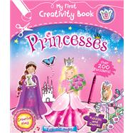 Princesses: With 200 Stickers, Puzzles and Games, Fold-out Pages, and Creative Play by Munro, Fiona, 9781438003238