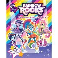 My Little Pony Equestria Girls: Rainbow Rocks! by My Little Pony, 9780794433239