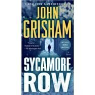 Sycamore Row by Grisham, John, 9780345543240