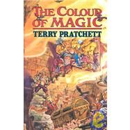 The Colour of Magic by Pratchett, Terry, 9780861403240
