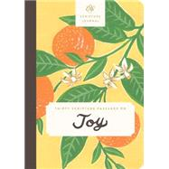 Thirty Scripture Passages on Joy Scripture Journal by Crossway, 9781433553240