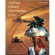 Applying Cultural Anthropology Readings by Ferraro, Gary, 9780534533243