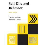 Self-Directed Behavior by Watson, David L.; Tharp, Roland G., 9780495093244
