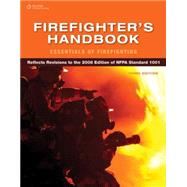 Firefighter's Handbook: Essentials of Firefighting by Cengage Learning, Delmar, 9781418073244