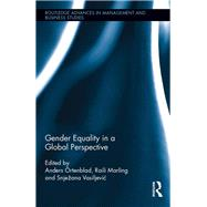 Gender Equality in a Global Perspective by Ortenblad; Anders, 9781138193246