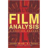 Film Analysis by Geiger, Jeffrey; Rutsky, R. L., 9780393923247