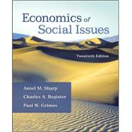 Economics of Social Issues by Sharp, Ansel; Register, Charles; Grimes, Paul, 9780073523248