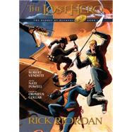Heroes of Olympus, Book One The Lost Hero: The Graphic Novel by Riordan, Rick; Venditti, Robert; Powell, Nathan, 9781423163251