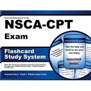Flashcard Study System for the NSCA-CPT Exam by Mometrix Media, 9781610723251