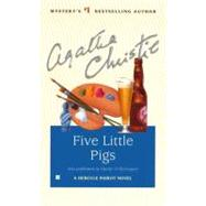 Five Little Pigs by Christie, Agatha, 9780425093252