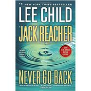 Jack Reacher: Never Go Back by Child, Lee, 9780399593253