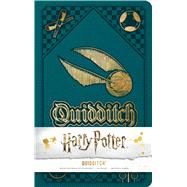 Harry Potter Quidditch Ruled Journal by Insight Editions, 9781683833253