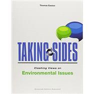Taking Sides: Clashing Views on Environmental Issues, Expanded by Easton, Thomas, 9781259343254