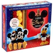 Disney Classic Crochet by Kreiner, Megan, 9781626863255