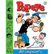 Popeye Classics 6 by Sagendorf, Bud; Yoe, Craig, 9781631403255