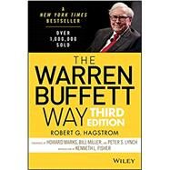 The Warren Buffett Way, + Website by Hagstrom, Robert G., 9781118503256